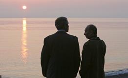 The presidency sunset
